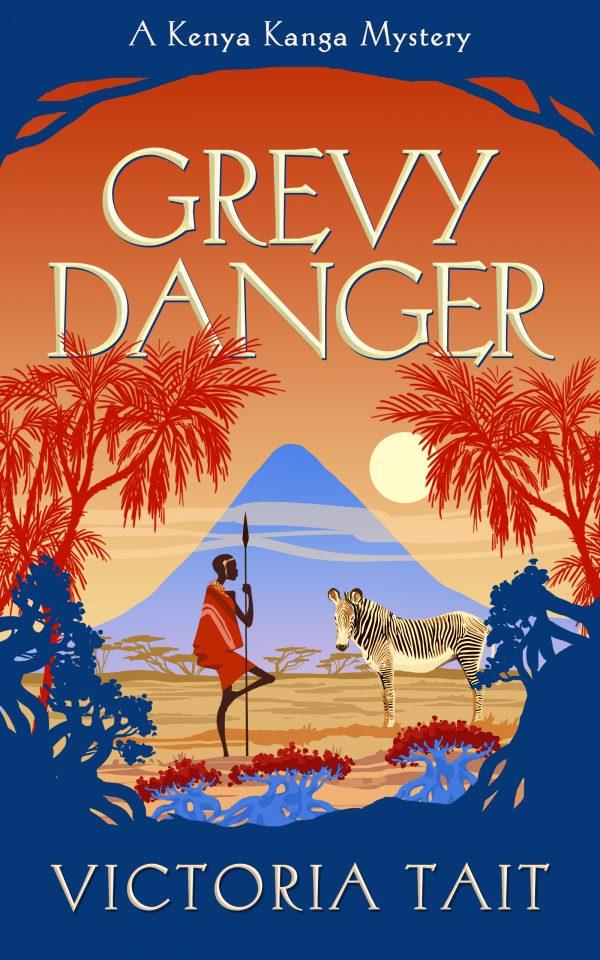 Cover of Grevy Danger